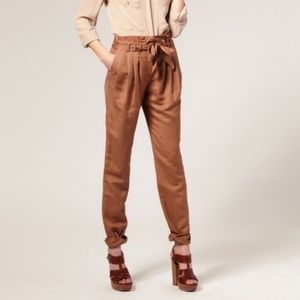 Anthropologie Cartonnier Drawstring Pants